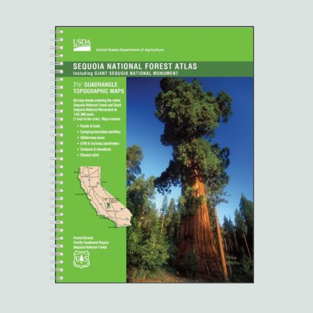 USFS Sequoia National Forest Atlas