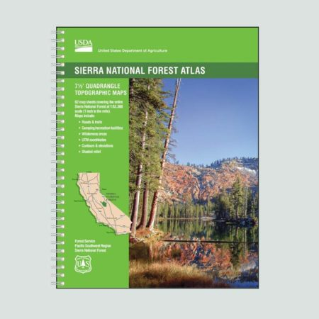 USFS Sierra National Forest Atlas
