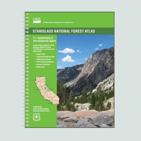 Stanislaus National Forest Atlas