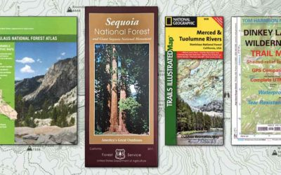 Purchase Forest Maps Online